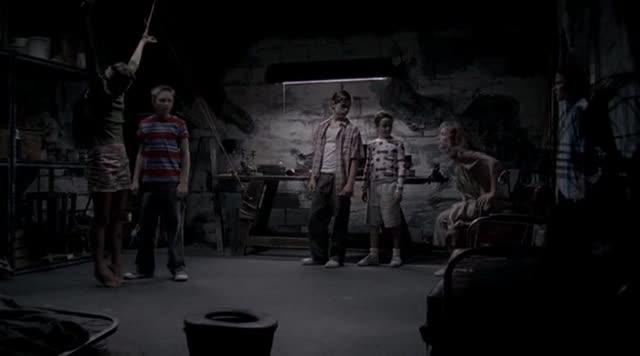 Girl next scenes 2007 the door