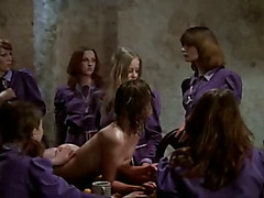 "VERY HOT Lesbian Rape Scene ""In the Sign of the Virgin"" (1973)"