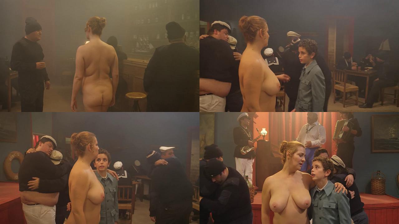 nude womanboy