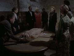 La nuit de la Mort aka Night of Death (1980) Scene 1 of 4