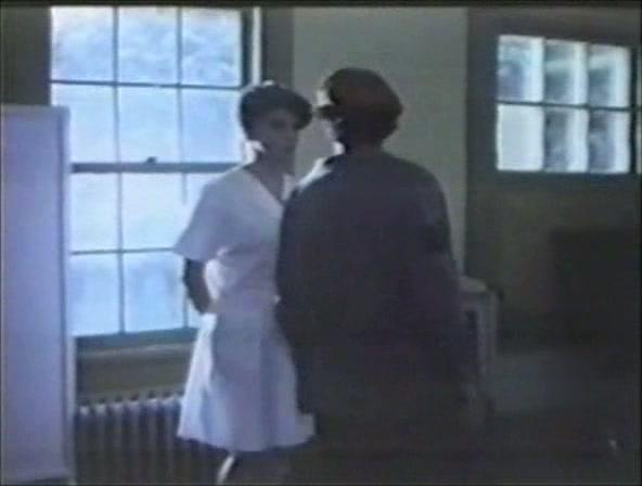 Gunman fondling nurse